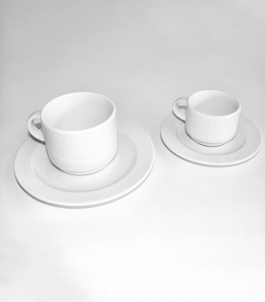 1212 Espressotasse mit Unterteller Produktbild