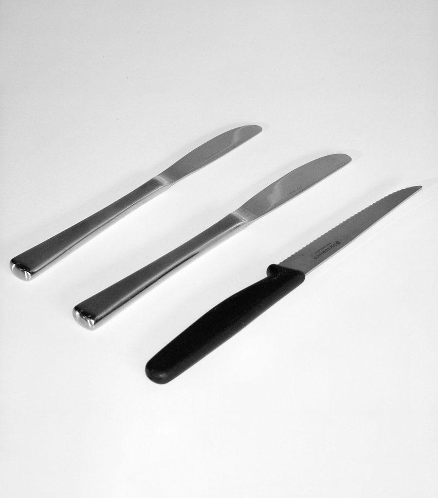 1307 Salat- / Dessertmesser Produktbild