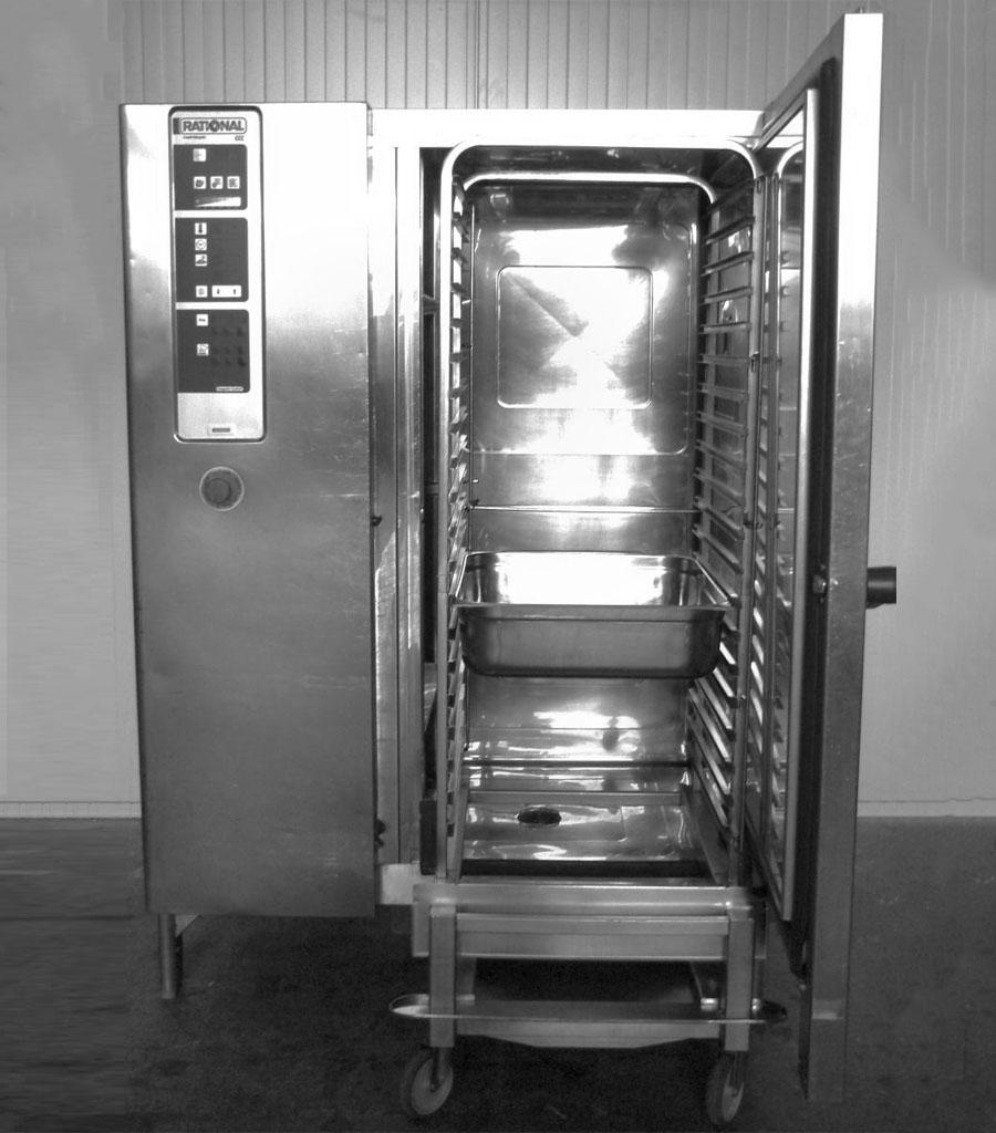 2001 Kombi Steamer Produktbild