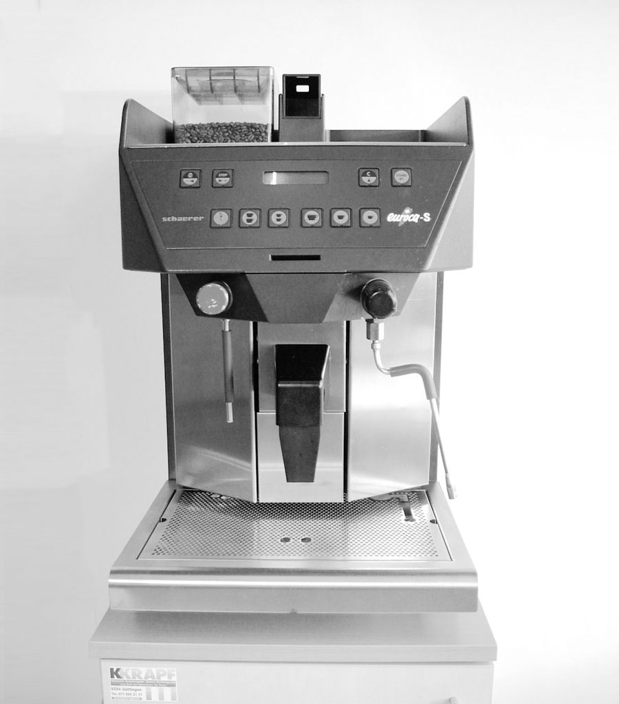 4003 Kaffeemschine Gastro auf Wagen Produktbild