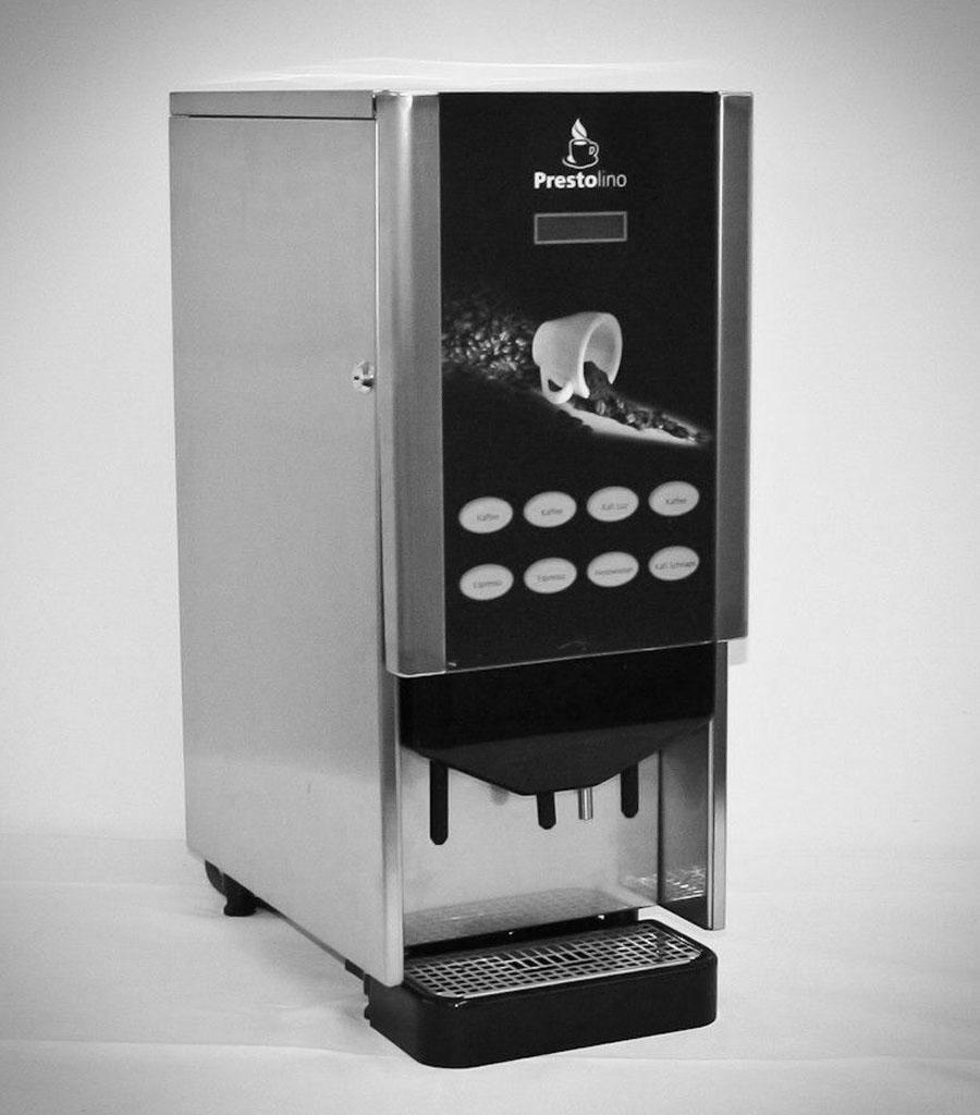 4006 Kaffeemaschine Prestolino Produktbild