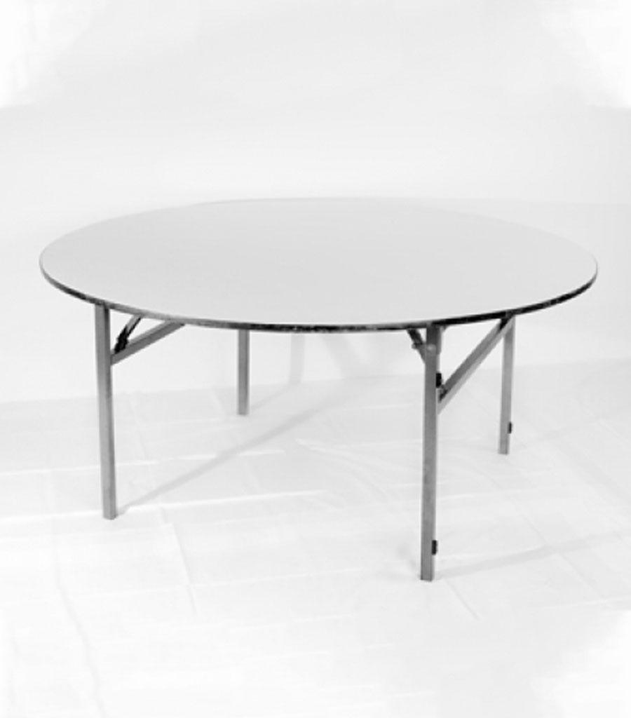 8323-8326 Tisch rund Produktbild
