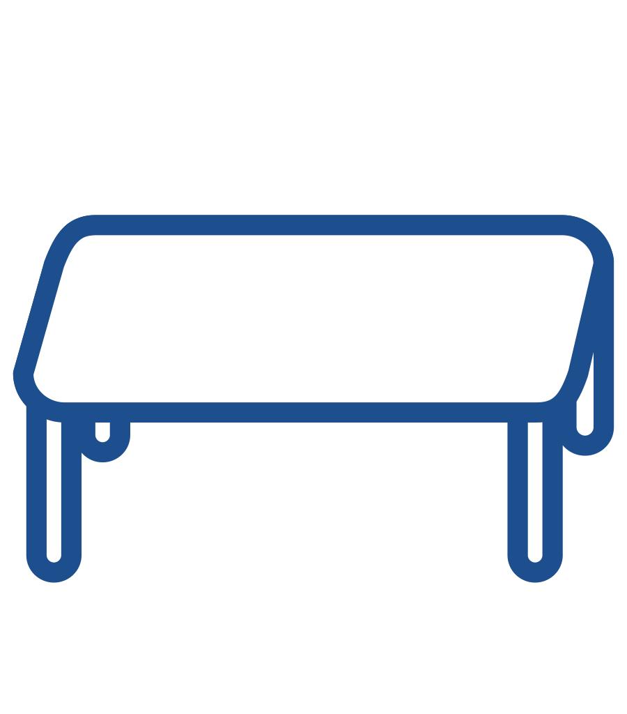 Tisch Icon Platzhalterbild
